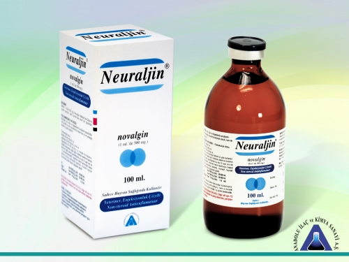 Neuraljin Inj. Solution 100 mL