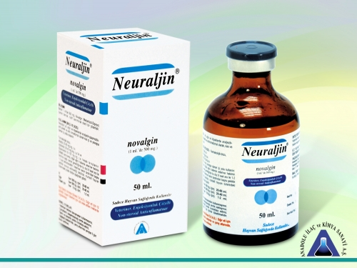 Neuraljin Inj. Solution 50 mL
