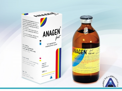 Anagen%10 Inj. Solution 100 mL