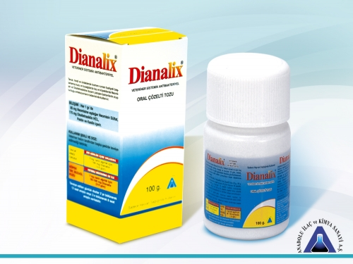 Dianalix Oral Solution Powder 100 gr