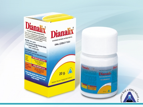 Dianalix Oral Solution Powder 20 gr