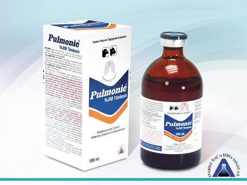 Pulmonic%30 Inj. Solution 100 mL