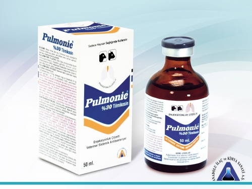 Pulmonic%30 Inj. Solution 50 mL