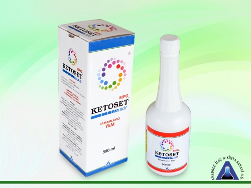 Ketoset MPG 500 mL